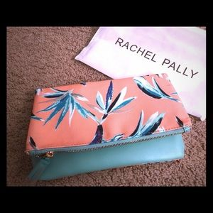 Rachel Pally reversible clutch in Paradise.